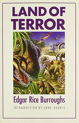 Land of Terror (Bison Frontiers of Imagination) - Edgar Rice Burroughs
