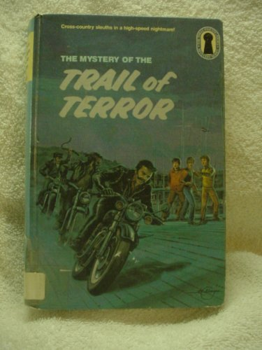 The Mystery of the Trail of Terror (Three Investigators Mystery ) - Mary V. Carey