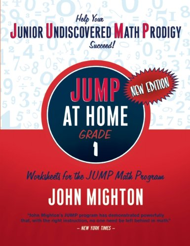 Jump at Home: Grade 1 - John Mighton