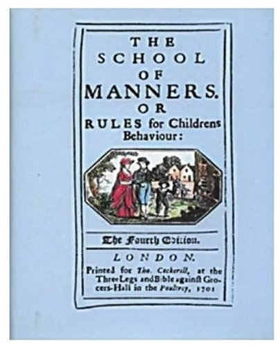 The School of Manners - Victoria Albert Museum