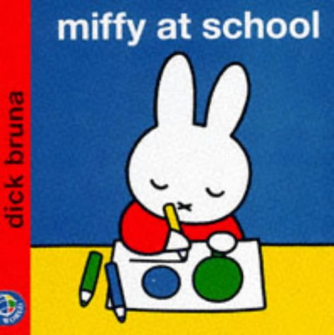 MIFFY AT SCHOOL (MIFFY'S LIBRARY) - DICK BRUNA