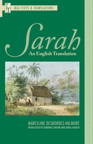 Sarah (Texts and Translations) - Deborah Jenson
