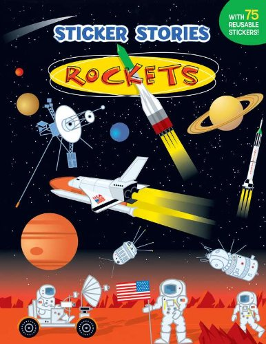 Rockets (Sticker Stories) - Edward Miller
