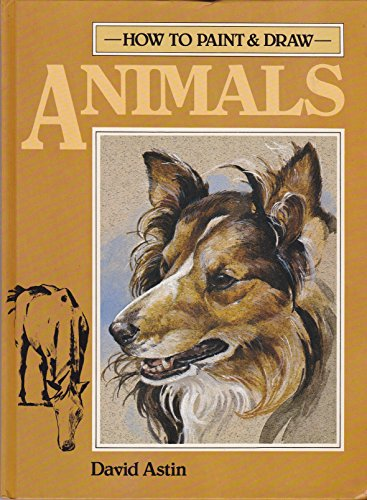 How to Paint and Draw Animals - David Astin