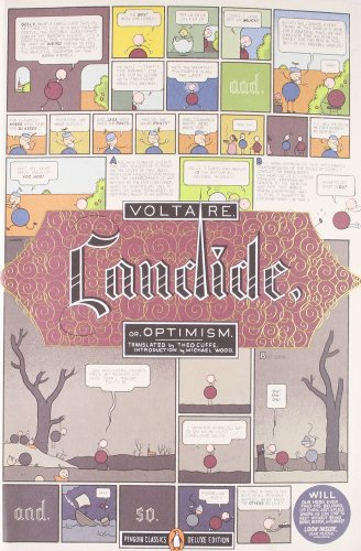 Candide: Or Optimism (Penguin Classics Deluxe Edition) - Voltaire, Francois