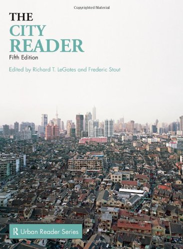 The City Reader, 5th Edition (The Routledge Urban Reader Series) - Richard T. LeGates; Frederic Stout