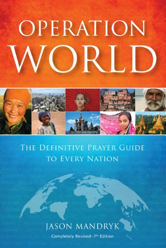 Operation World - HB 7th Edition: The Definitive Prayer Guide to Every Nation - Jason Mandryk