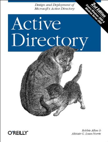 Active Directory, Second Edition - Alistair G. Lowe-Norris; Robbie Allen
