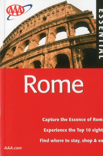 AAA Essential Rome (AAA Essential Guides: Rome) - Jane Shaw
