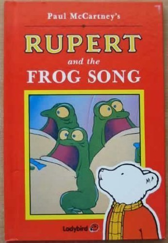 Paul McCartney's Rupert and the Frog Song (Book of the Film) - David Hately; Paul McCartney