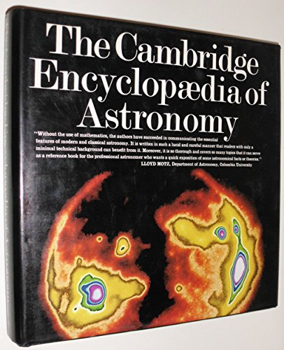 Cambridge Encyclopedia of Astronomy - Simon Mitton