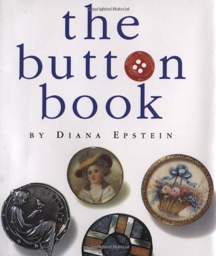 The Button Book (Miniature Editions) - Diana Epstein