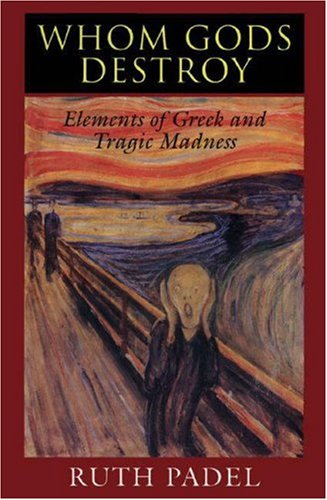 Whom Gods Destroy: Elements of Greek and Tragic Madness - Ruth Padel