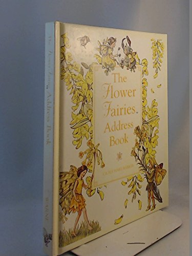 The Flower Fairies Address Book - Cicely Mary Barker