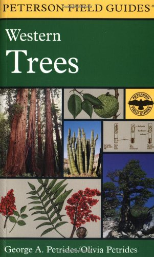 A Field Guide to Western Trees: Western United States and Canada (Peterson Field Guides) - George A. Petrides