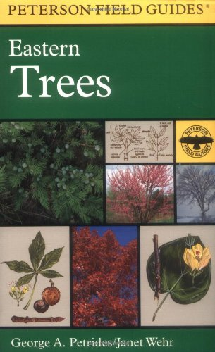 A Field Guide to Eastern Trees: Eastern United States and Canada, Including the Midwest (Peterson Field Guides) - George A. Petrides