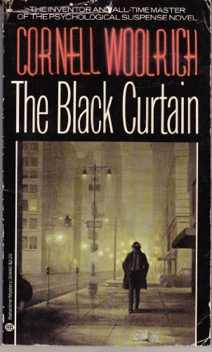 The Black Curtain - Cornell Woolrich