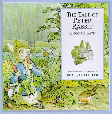 Tale of Peter Rabbit: A Pop-up Book (Beatrix Potter Pop-up Treasury) - Beatrix Potter