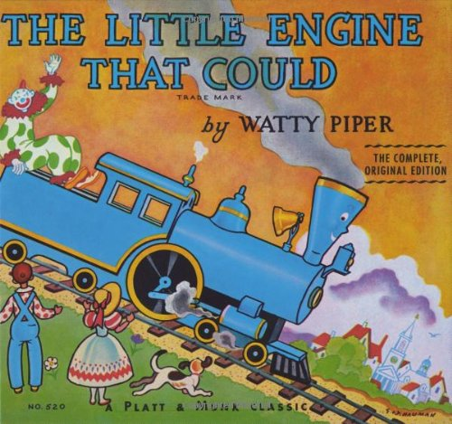 The Little Engine That Could (Original Classic Edition) - Watty Piper