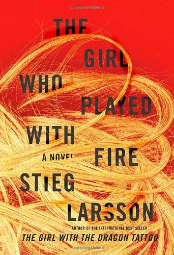 The Girl Who Played with Fire (Millennium ) - Stieg Larsson