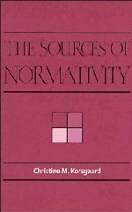 The Sources of Normativity - Christine M. Korsgaard