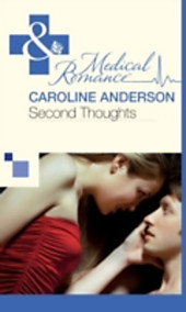 Second Thoughts (Mills & Boon Medical) (The Audley - Book 7)
