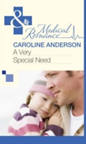 Very Special Need (Mills & Boon Medical)