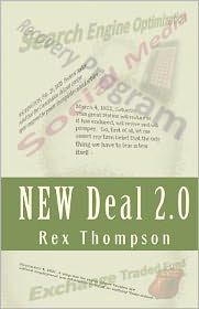 New Deal 2. 0: Design Your Economic Recovery Today! - Rex Thompson