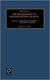Advances in the Management of Organizational Quality