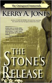 The Stone's Release - Kerry A. Jones