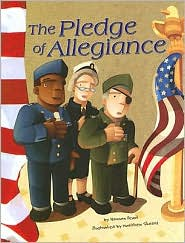 The Pledge of Allegiance - Norman Pearl, Matthew Skeens (Illustrator)