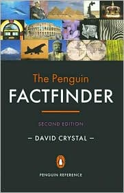 The Penguin Factfinder: Second Edition - David Crystal
