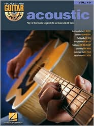 Acoustic Guitar Play-Along - Hal Leonard Corp.