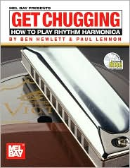 Get Chugging: How to Play Rhythm Harmonica - Ben Hewlett, Arranged by Paul Lennon