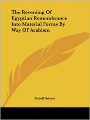 Reversing of Egyptian Remembrance In