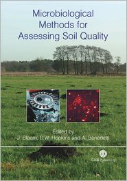 Microbiological Methods for Assessing Soil Quality - J. Bloem (Editor), D.W. Hopkins (Editor), A. Benedetti (Editor)