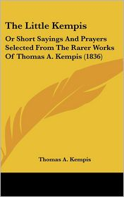 The Little Kempis - Thomas à Kempis