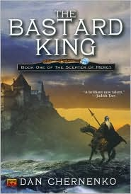 The Bastard King: Book One of the Sceptre Mercy