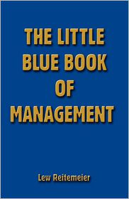 Little Blue Book of Management