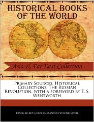 Primary Sources, Historical Collections - Fr Alfred Golderalexander Petrunkevitch