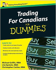 Trading For Canadians For Dummies - Michael Griffis, Lita Epstein, Christopher Cottier
