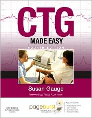 CTG Made Easy: with Pageburst online access - Susan Gauge, Andrew Symon