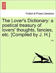 The Lover's Dictionary - J H.