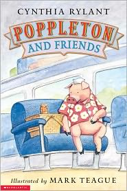 Poppleton and Friends (Turtleback School & Library Binding Edition) - Cynthia Rylant
