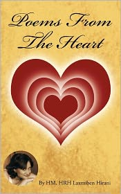 Poems From The Heart - Hm Hrh Laxmiben Hirani
