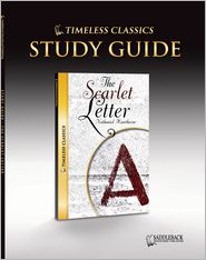 The Scarlet Letter Study Guide (Timeless Classics Series) - Saddleback Educational Publishing