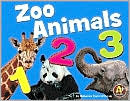 Zoo Animals 1, 2, 3 - Rebecca Fjelland Davis, Gail Saunders-Smith