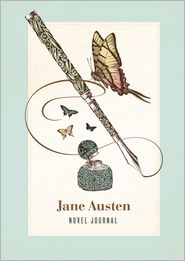 Jane Austen Novel Journal: With Notable Quotations from Jane Austen - Jane's Papers Ltd.
