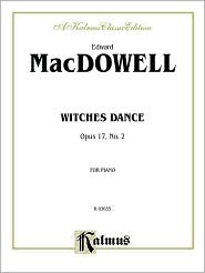 MacDowell Witches Dance - Edward MacDowell