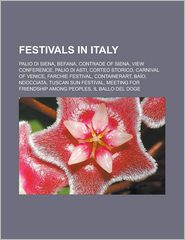 Festivals In Italy
